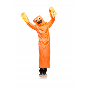 Wacky Waving Arm Man Costume for Adults
