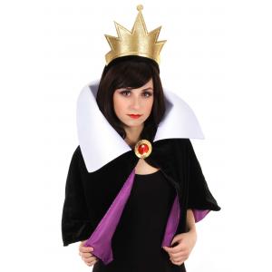 Disney Evil Queen Headband and Collar Set