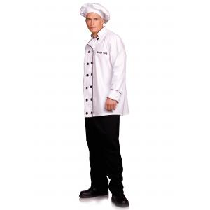 Plus Size Chef Costume 2X