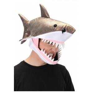 Great White Shark Jawesome Hat