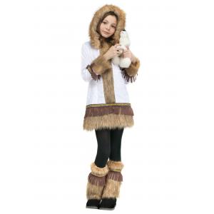 Girls Inuit Costume