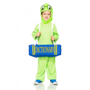 Book Worm Child Costume
