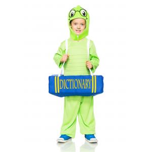 Book Worm Child Costume