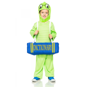 Book Worm Costume for Toddlers
