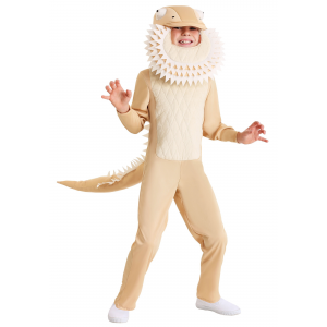 Bearded Dragon Costume for Kids