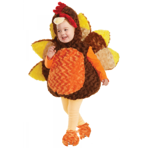 Toddler Turkey Costume