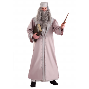 Deluxe Dumbledore Costume for Adults