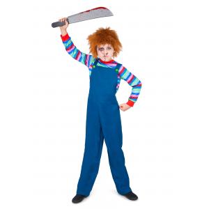 Evil Doll Costume for Kids