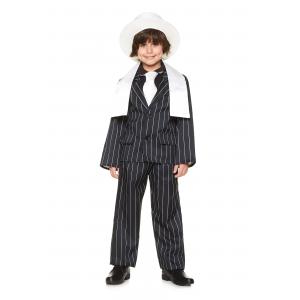 Gangster Boss Costume for Boys
