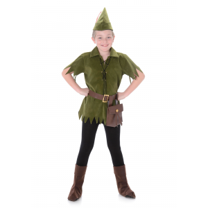 Peter Pan Costume for a Boy