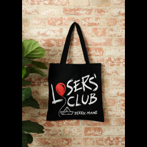 IT Losers' Club Canvas Bag
