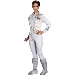 Hoth Leia Costume for a Woman