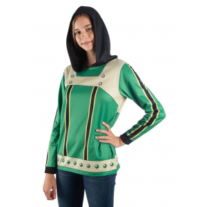 My Hero Academia Tsuyu Asui Hoodie for Women