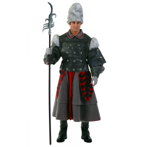 Plus Size Witch Guard Costume 1X