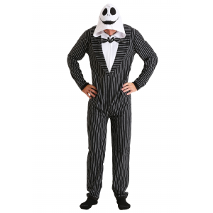 The Jack Skellington Onesie