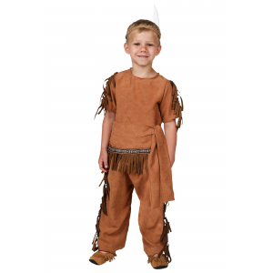Toddler Native American Costume