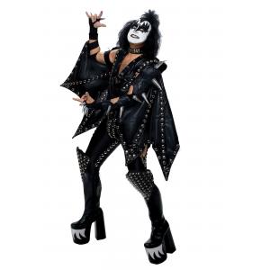 Authentic Gene Simmons Costume
