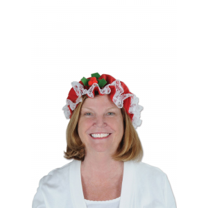 Women's Mrs. Claus Hat