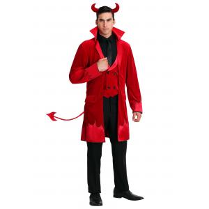 Debonair Devil Costume For Men