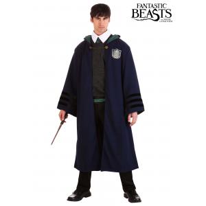 Vintage Harry Potter Hogwarts Slytherin Robe