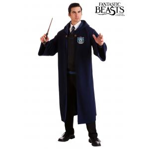 Vintage Harry Potter Hogwarts Ravenclaw Adult's Robe