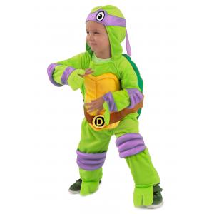 Child TMNT Donatello Deluxe Jumpsuit Costume
