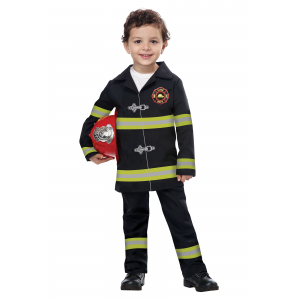 Jr Fire Chief Toddler Costume