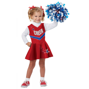 Classic Cheerleader Costume for Toddlers