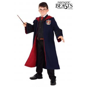 Vintage Hogwarts Child Gryffindor Robe