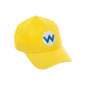 Wario Flex Fit Hat