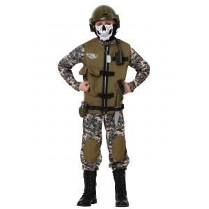 Kids Camo Trooper Costume