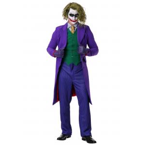 Grand Heritage Joker Costume - Adult Dark Knight Joker Costumes