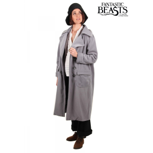 Tina Goldstein Coat Costume from Fantastic Beasts and Where to Find Them
