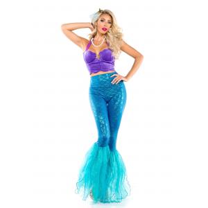 Women's Fantasy Mermaid Costume