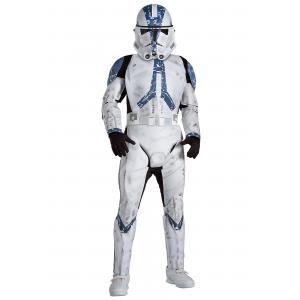 Deluxe Kids Clone Trooper EP3 Costume
