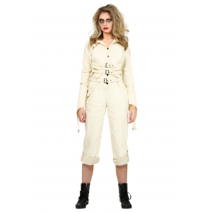 Women's Insane Asylum Straitjacket Costume