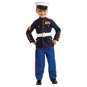Child Marine Uniform Costume