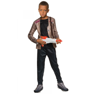 Child Deluxe Star Wars The Force Awakens Finn Costume