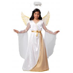 Girls Guardian Angel Costume