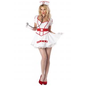 Womens Nurse Heartbreaker Costume