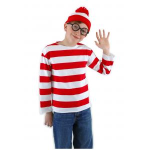 Kids Waldo Costume