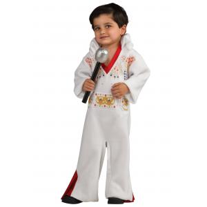Toddler Elvis Costume Romper