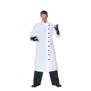Men's Mad Scientist Costume