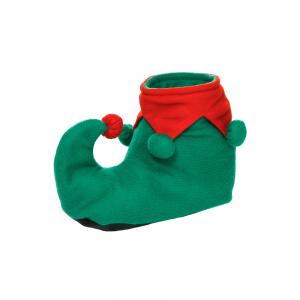 Child Christmas Elf Shoes