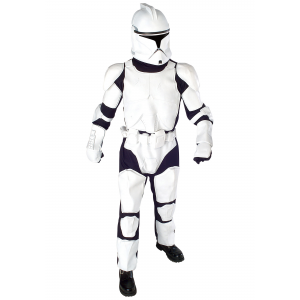 Star Wars Clone Trooper Deluxe Costume