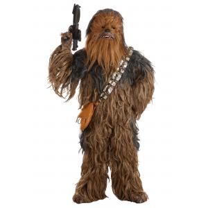 Authentic Replica Chewbacca Costume for Men