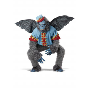 Scary Winged Monkey Costume