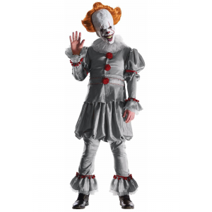 Grand Heritage Pennywise Movie Costume for Men