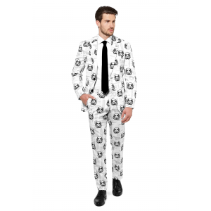 Men's OppoSuits Star Wars Stormtrooper Costume Suit