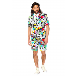 OppoSuits Testival Summer Suit Men's Costume